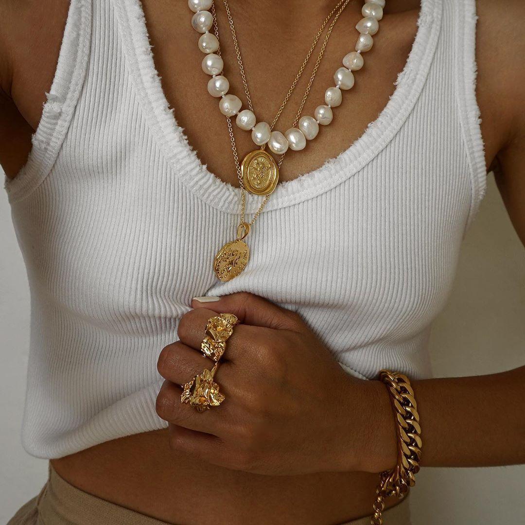 18 Coin Jewellery Designs We Love