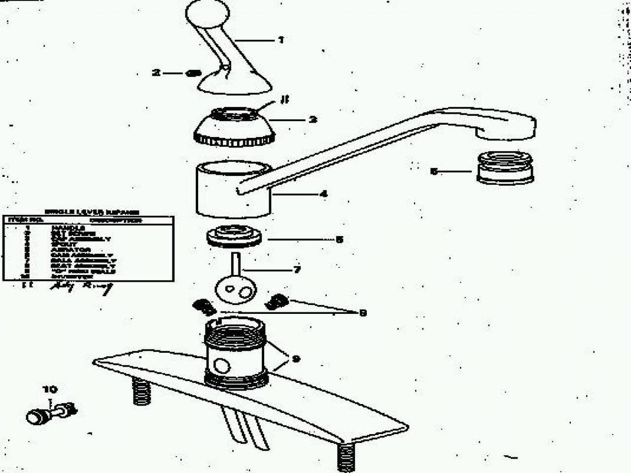 Delta Einhand Kuchenarmatur Reparatur Kuche Dies Ist Die Neueste