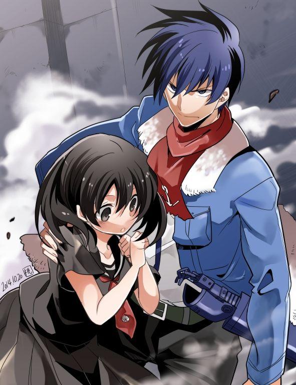 Kill manga ga Akame sex
