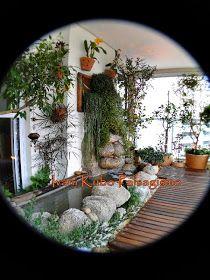 Sonhar com um jardim na varanda do apartamento é algo bonito e pode ser feito com tudo que seja relacionado à mato, verde, água, pássaros, p...
