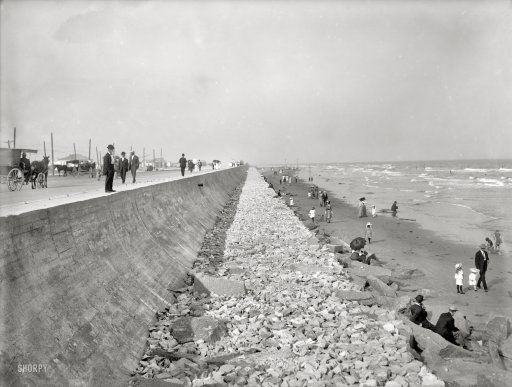 Galveston 1905 Galveston Galveston Texas Galveston Hurricane