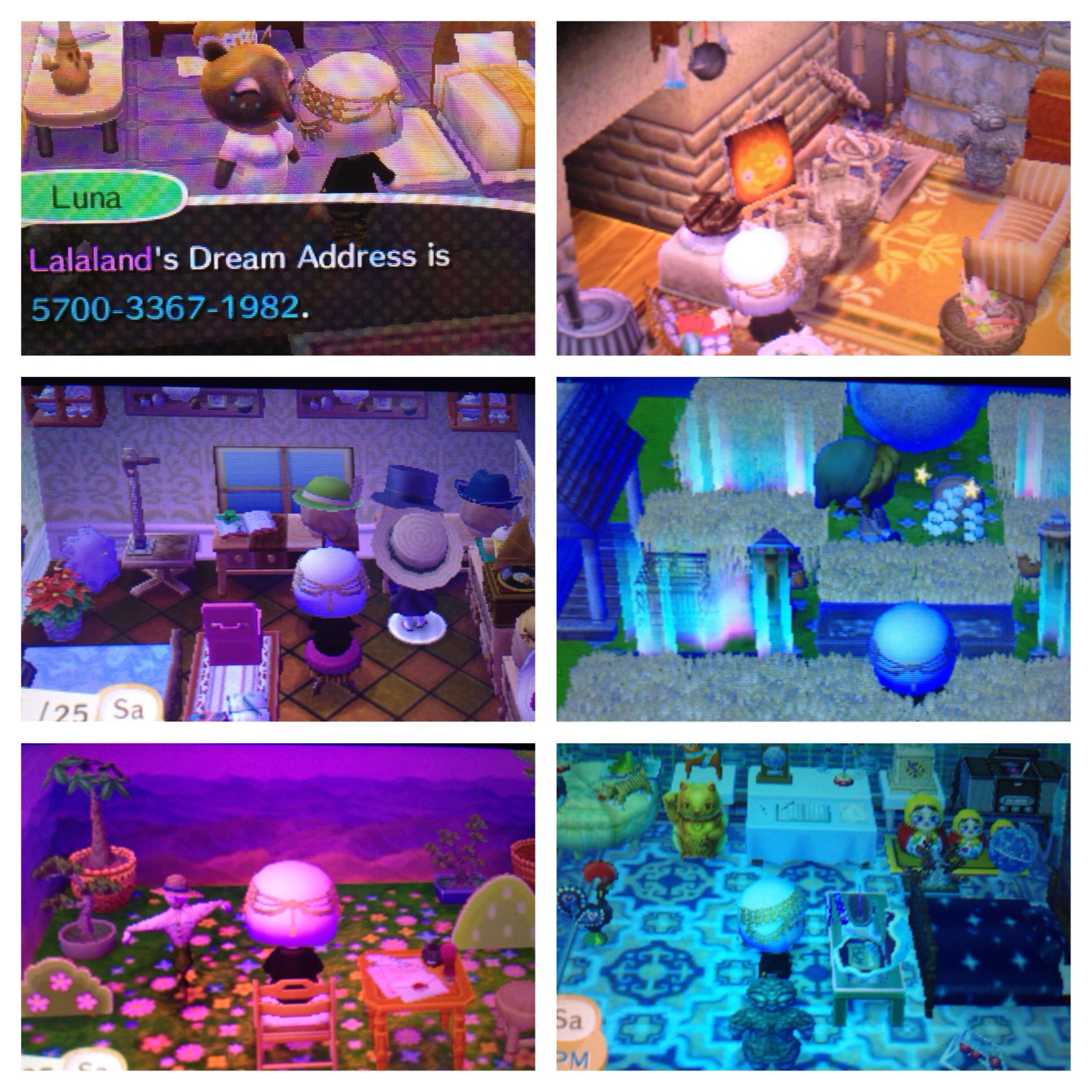 Ghibli Themed Animal Crossing New Leaf Town// Lalaland