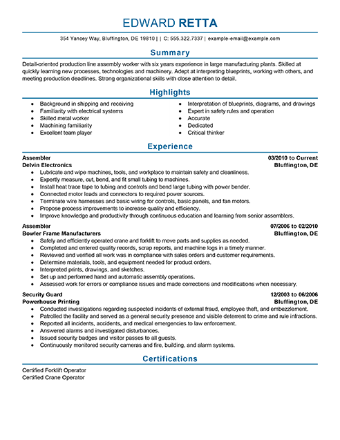 Wonderful Example Resume Free Resume Samples Writing Guides For All, Best Resume  Examples For Your Job Search Livecareer, Best Resume Examples For Your Job  Search ...
