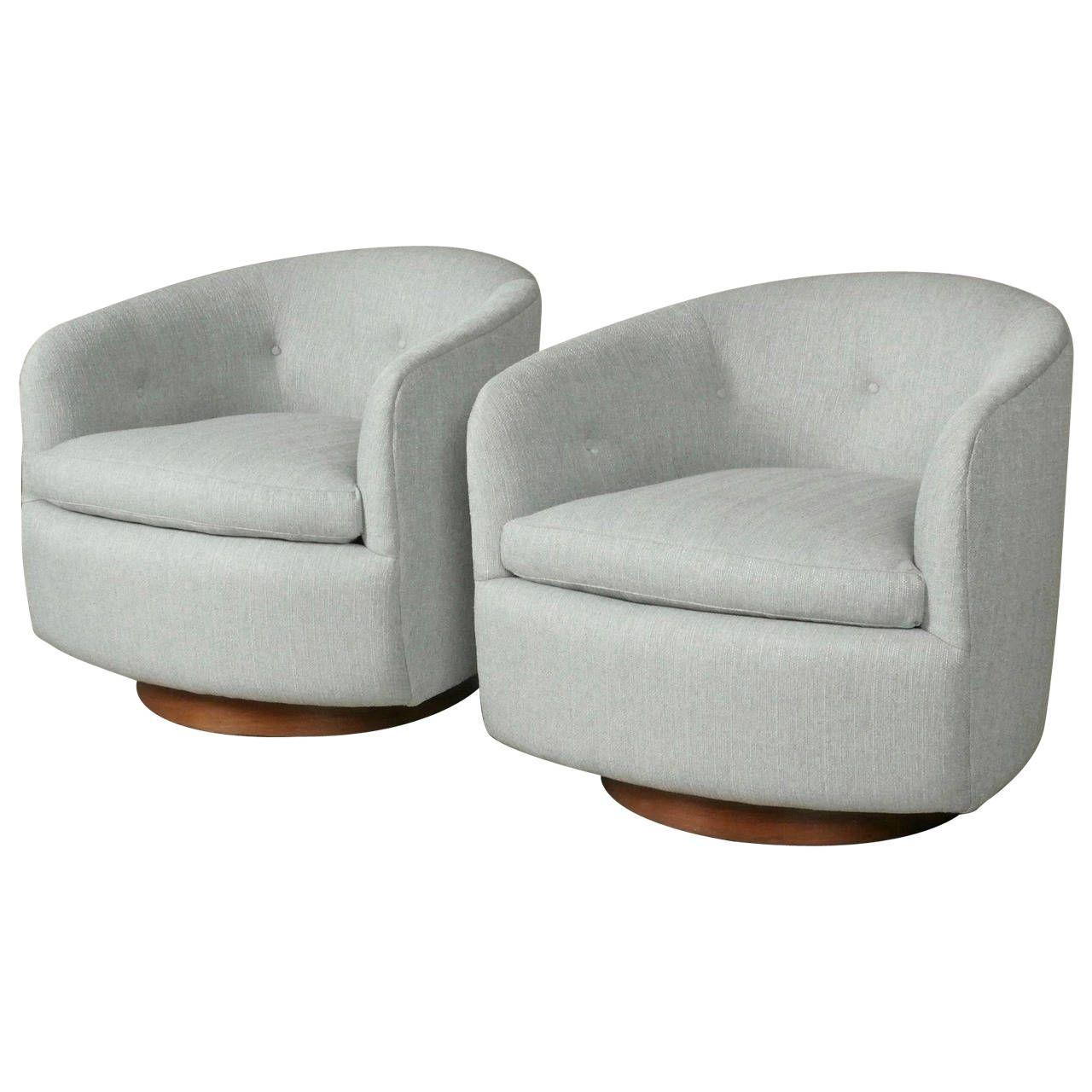 chair tub swivel front chairs seating viyet sea furniture vintage springer designer karl