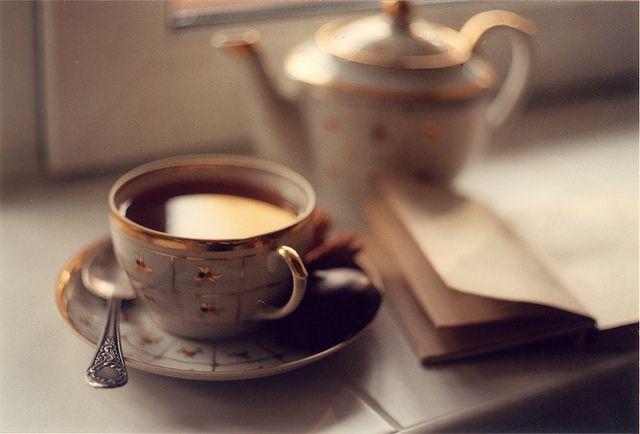 Té mañanero. Foto por Tarandro #té #tea