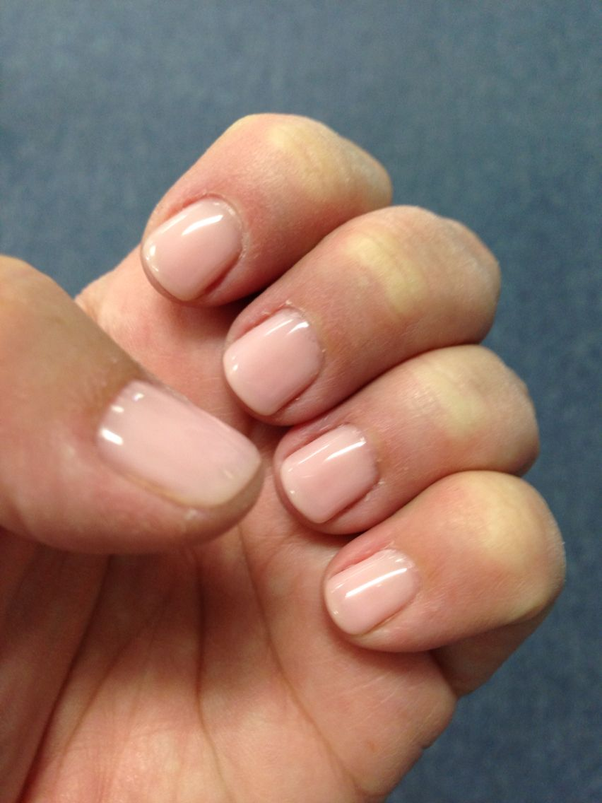 Essie nail polish and gel manicure in Hi Maintenance. First Nails ...