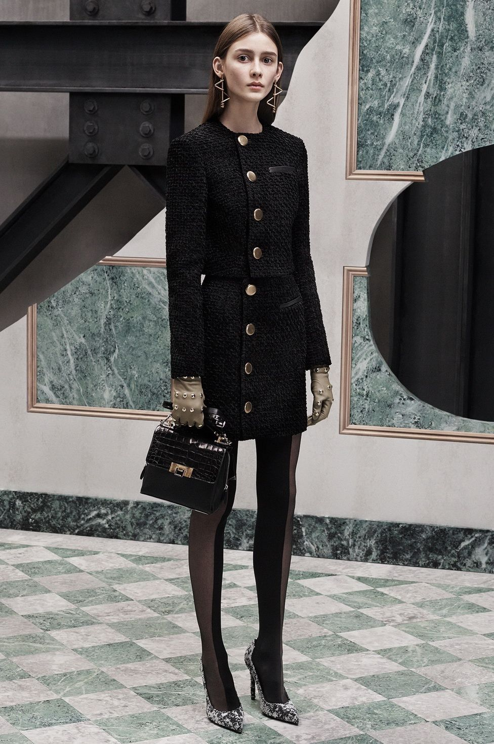 Fashion week Skirt latest suits styles for winter for woman