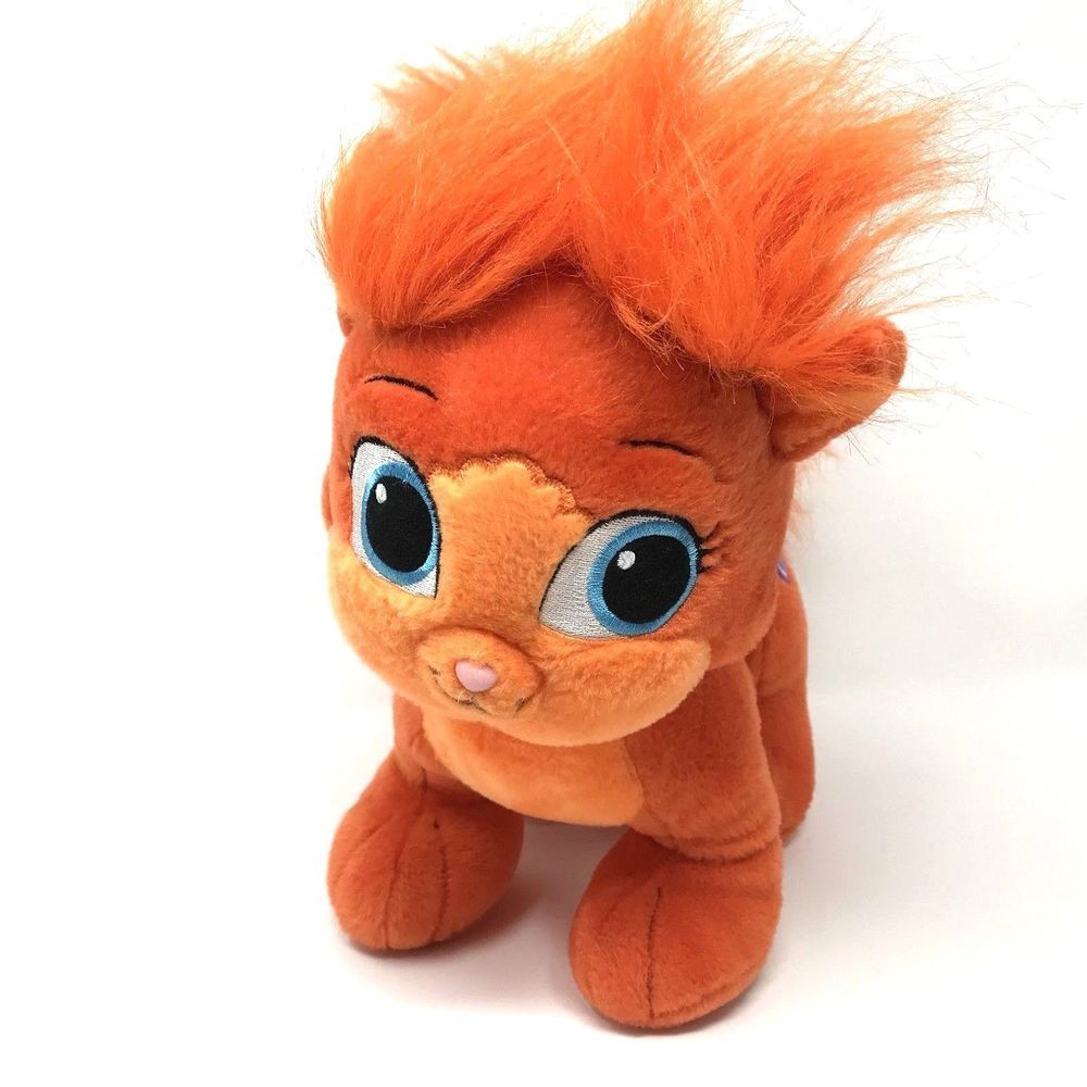 Build A Bear Disney Princess Palace Pets Treasure Ariel S Orange 15 Plush Cat Buildabear Allocc Palace Pets Disney Princess Palace Pets Princess Palace Pets