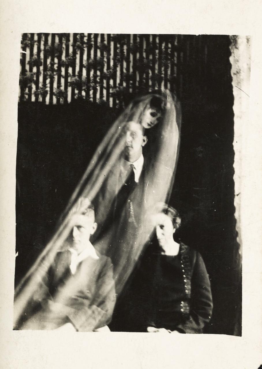 Призраки начала ХХ века   Фотографии призраков, Призраки и ...