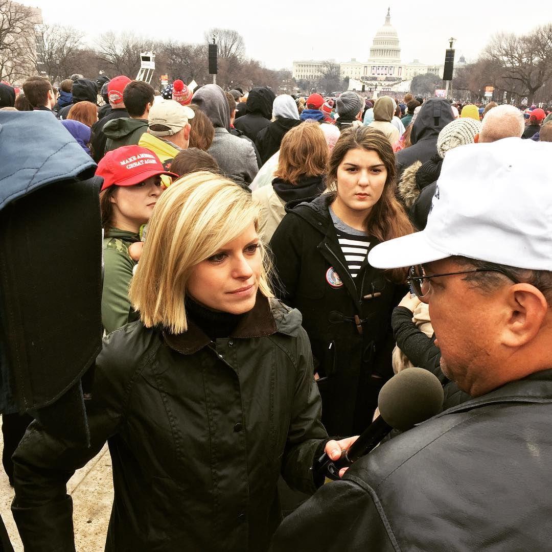 Kate Bolduan is an American broadcast journalist. Her net