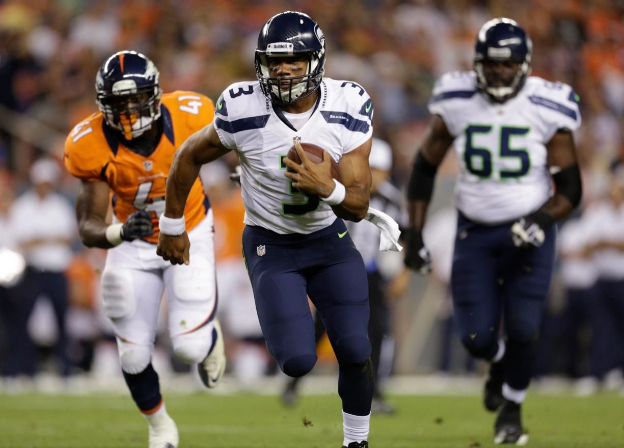 Seattle Seahawks - RW3 Russell Wilson   Sports   Pinterest ...