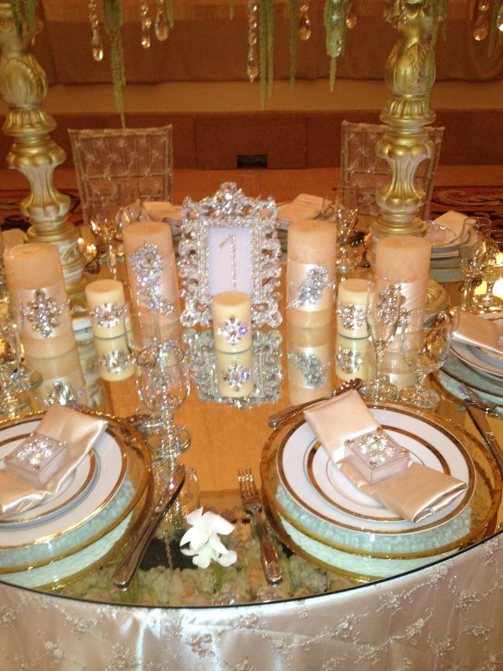 Table numbers and candles call 818-817-7575