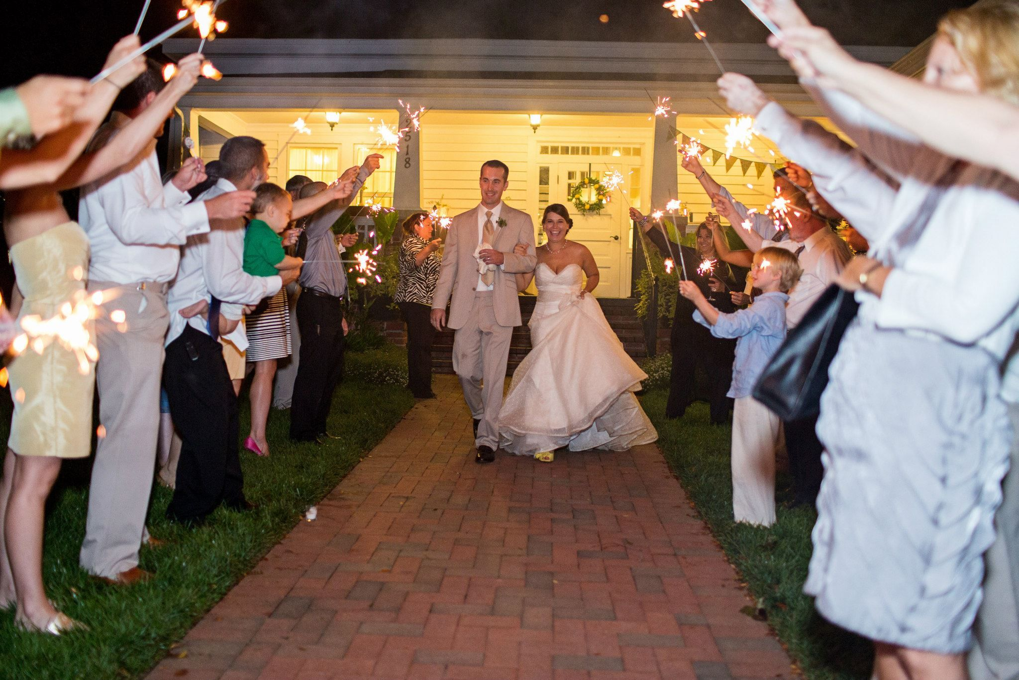 Wedding Photos From Rand Bryan House Outdoor Wedding Venue The