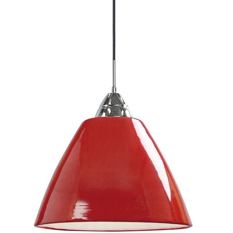 Nordlux Read 35 Ceiling Pendant Light Red Ceiling Pendant