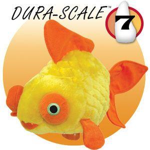 Mighty Dog Squeaky Gideon Goldfish Large Dog Toy 23 99 Toy
