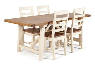 330gbp Houseoffrser Ins Jones Axis Dining Table And 4 Chairs