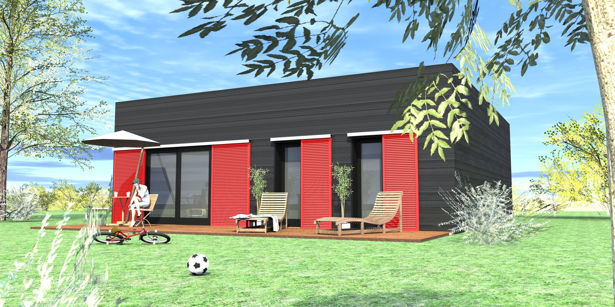 45 best Gamme Absolument Bois maisons  ossature bois images on
