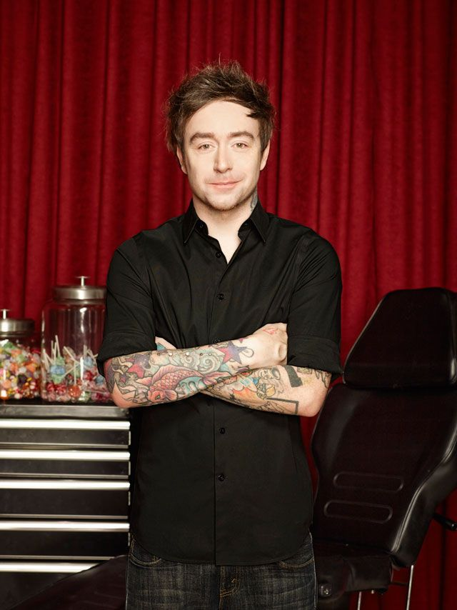 Chris Saint From Tattoos After Dark Hes Such A Talented Piercer And That English Accent