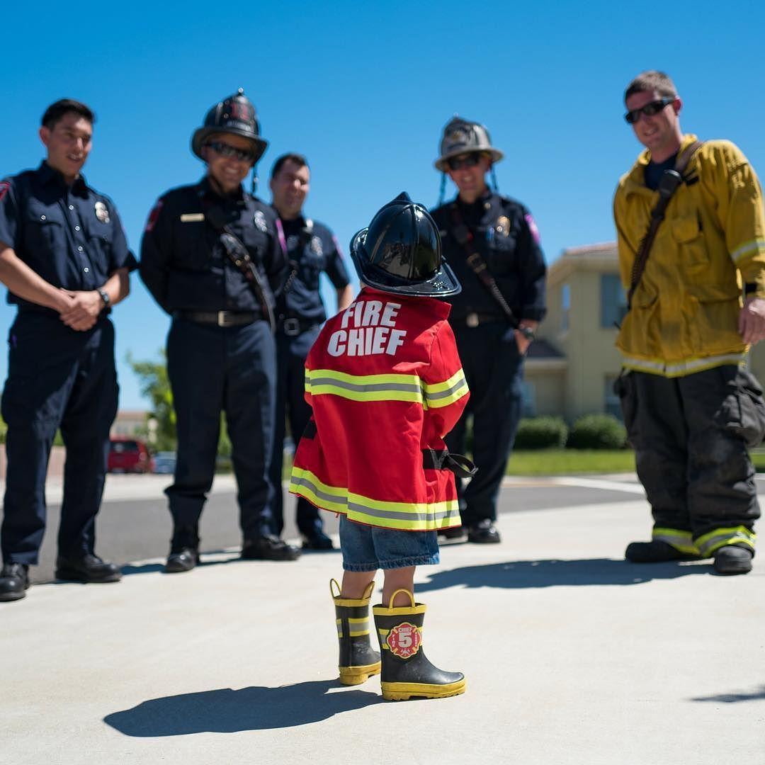 Apple Ee Good Role Models Firefighter