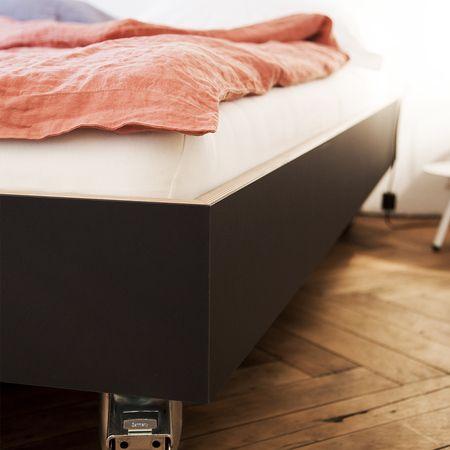 Bett auf Rollen | wohn\'n | Bett, Matratze und Rollen