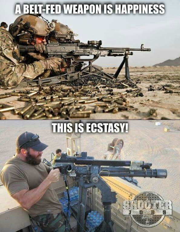 650 rounds per min is good, but 4500 rounds per minute is BETTER ...