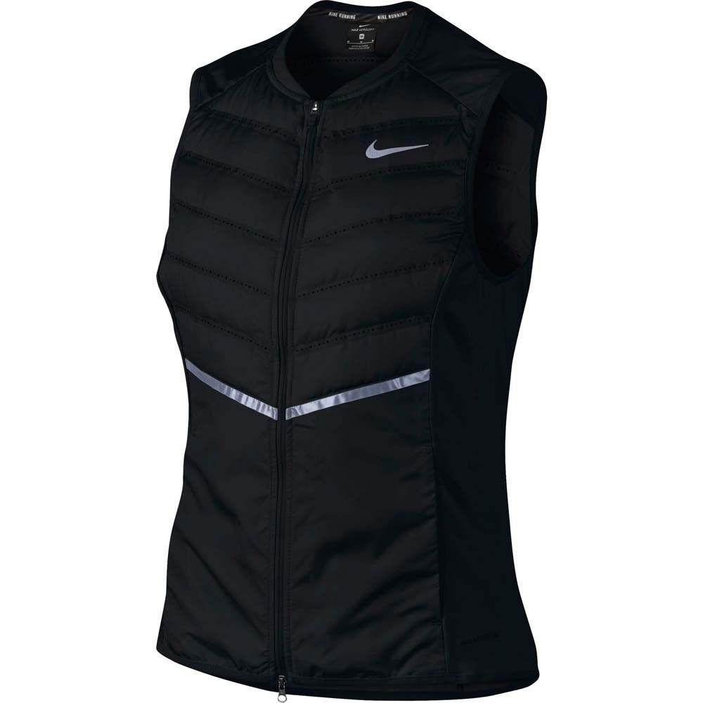 Aeroloft Løpevest Dame   Nike, Overkropp, Løping