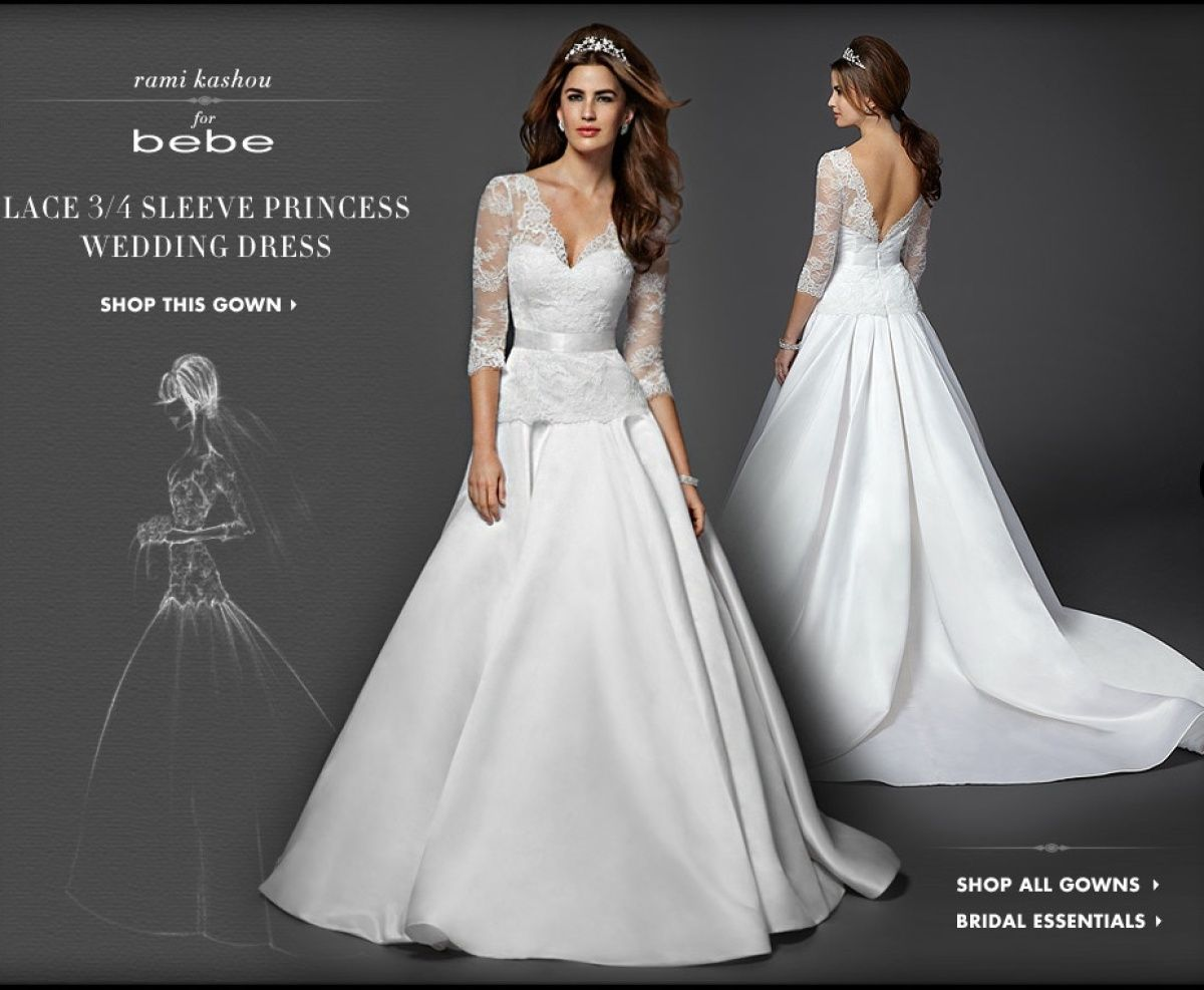 Forum on this topic: Bebe Launches Bridal, bebe-launches-bridal/