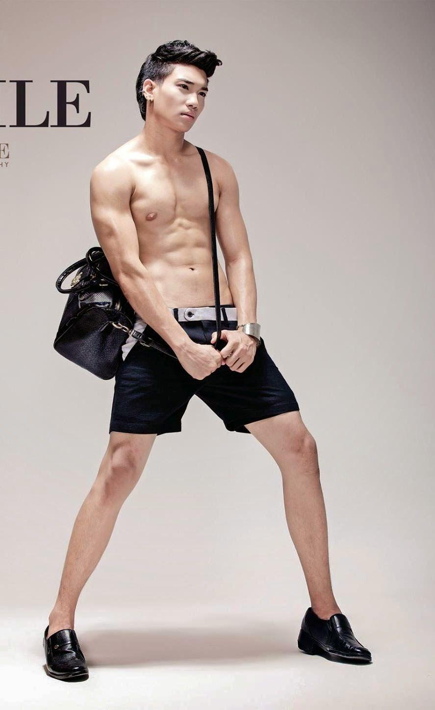 M y a n m a r H u n k s: Shirtless Myanmar Model Boys @ Mr