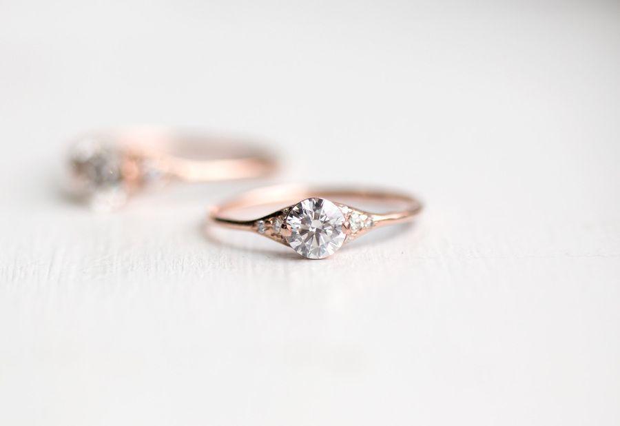 diamond wedding invitations%0A Lady u    s Slipper Half Ct Diamond Ring