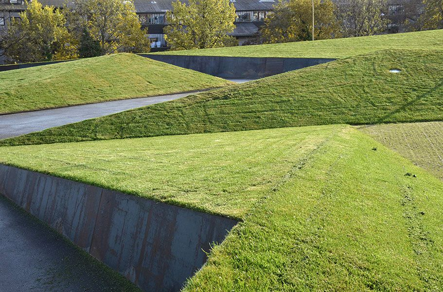 07 Kpmg Roofgarden 02 Landscape Architecture Works Landezine Landscape Architecture Design Landscape Architecture Contemporary Landscape