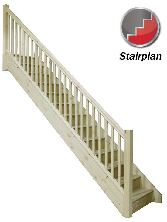 Best Trade Range Staircase With Handrail Staircase 640 x 480