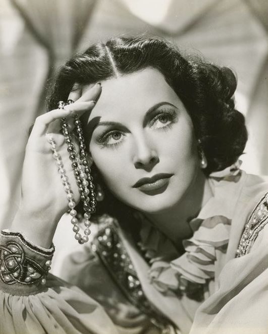Hedy Lamarr: A Beautiful Mind. Heres something you