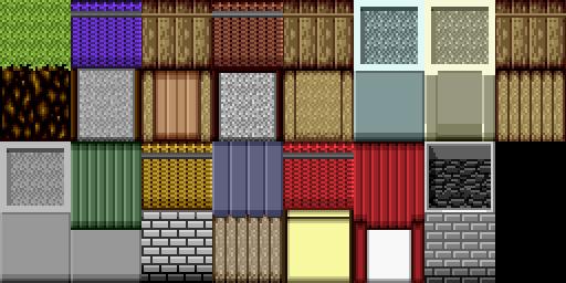 Rpg Maker Mv Modern Exterior Tiles – Dibujos Para Colorear
