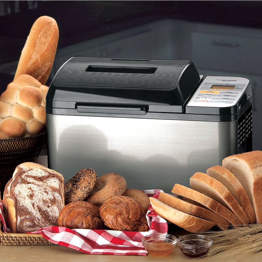 Bread Machine A Machine For Mixing Kneading Rising And Baking