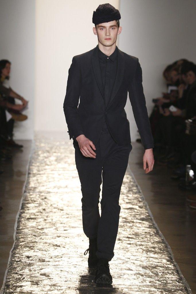 Patrik Ervell Fall/Winter 2013 | New York Fashion Week