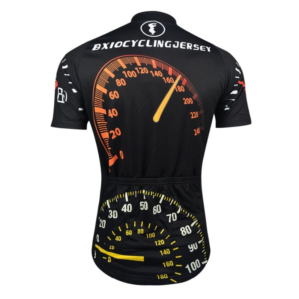 2018 Speedometer Cycling Jersey Bicycle, Cycling