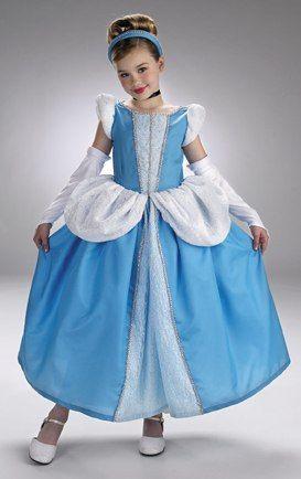 5d66e874044 Child Cinderella Dress Costume Authentic Disney Cinderella Costumes ...