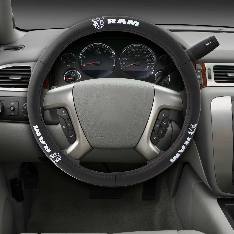 Dodge Ram Steering Wheel Cover Steering Wheel Cover Dodge Logo Dodge Ram 1500 Accessories