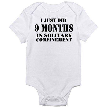CafePress Prison Kid Cute Infant Bodysuit Baby Romper