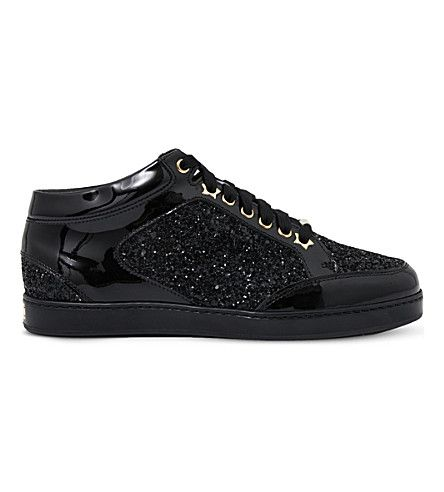 Jimmy Choo Miami Patent-leather And