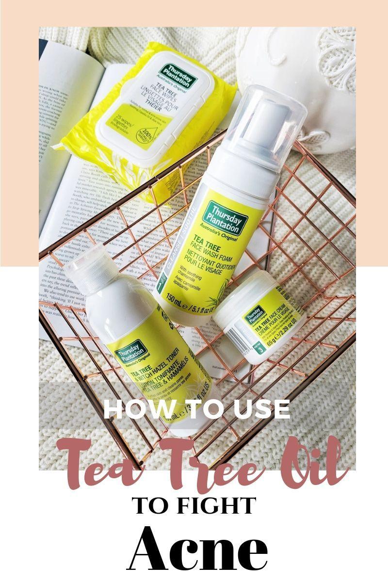 Tea Tree Oil For Acne Acne Treatments Natural Skincare Products Skincare Tips Skincare Routine S In 2020 Tea Tree Oil For Acne Tea Tree Oil Skin Tea Tree Oil Face