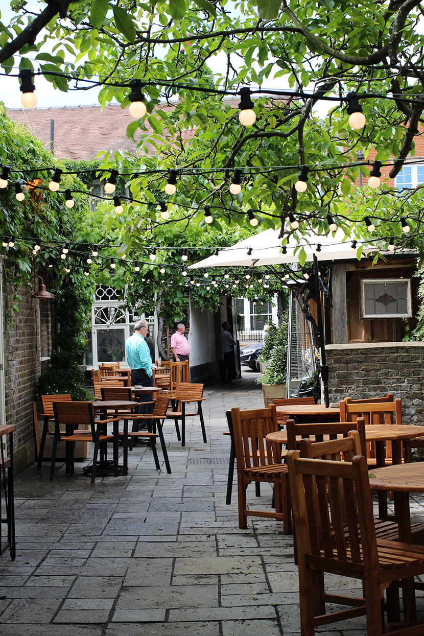 Sunday snippets: Greenery in Peckham and Barnes | Outdoor ...