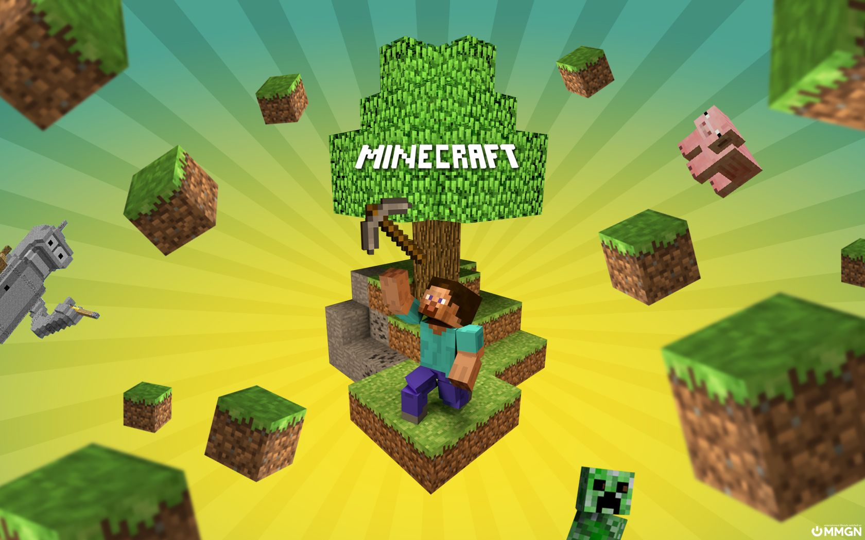Minecraft Images Minecraft Full Hd Wallpaper With 1680x1050