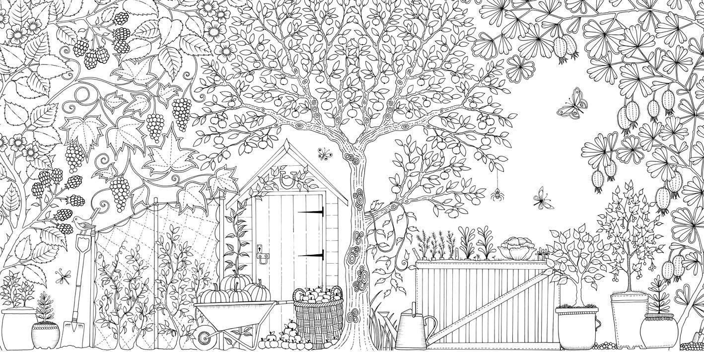 Mein verzauberter Garten: Eine Schatzsuche: Amazon.de: Johanna