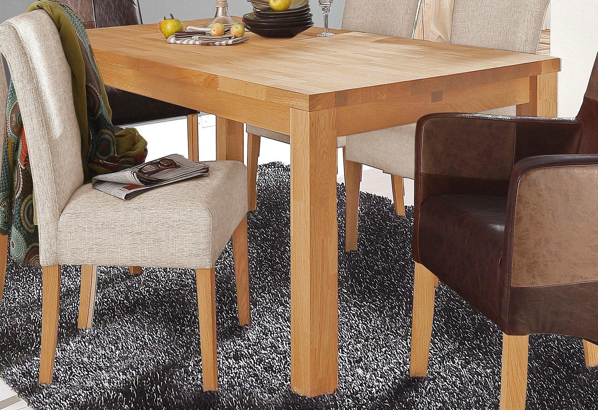 Home affaire Esstisch beige, 180/90cm, FSC®-zertifiziert Jetzt ...