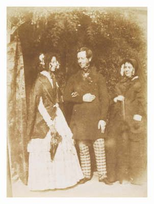 The Napier Family 1845 by David Octavius Hill http://www.capitalcollections.org.uk/ Edinburgh Collection