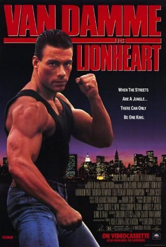 Lion Heart Posters Allposters Com In 2021 Action Movies Movie Posters Lionheart