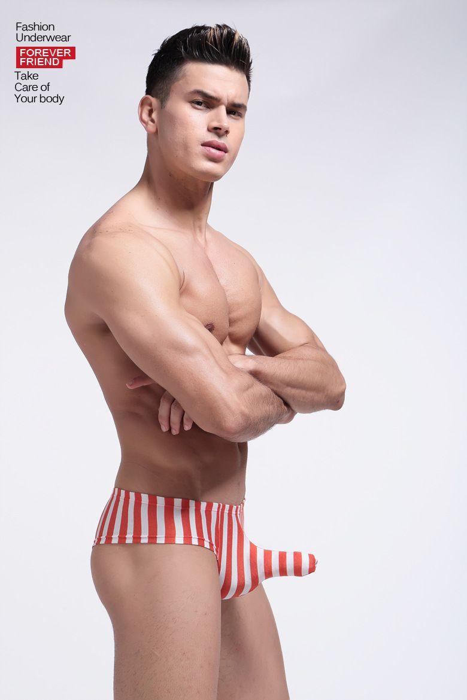 Nude effeminate males