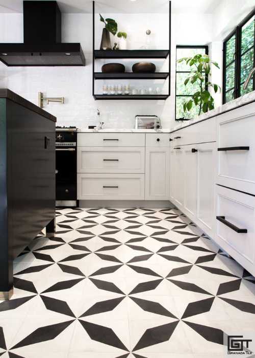 It S Amazing How A Simple Pattern Can Transform A Room Into A