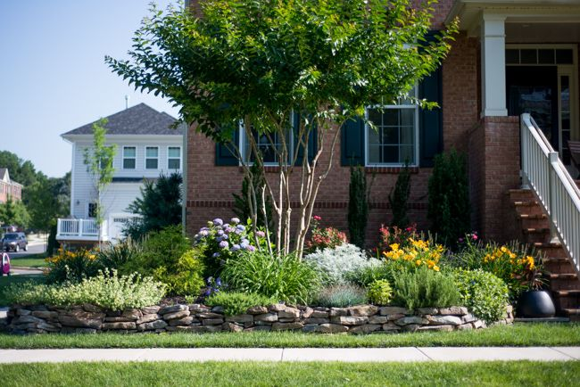 Garden Q A Mastering Microclimates In Alexandria Virginia The Horticult House Landscape Shade Garden Front Yard Landscaping
